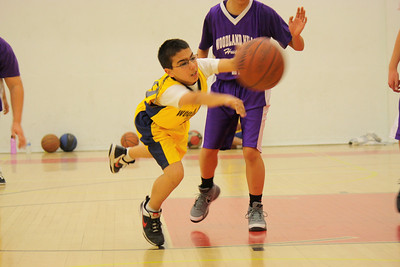 2013 Nareg Basketball