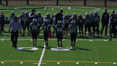 13-11-10. 6th Grade v. Southington.