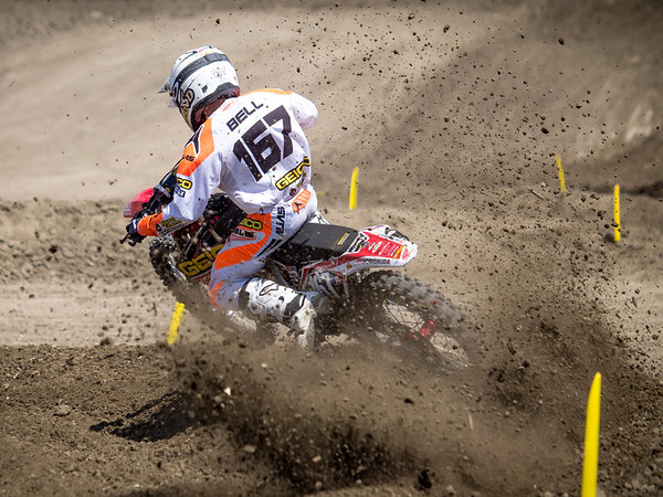 Zach Bell - Racer X Pro Ride Day - 10 May 2013