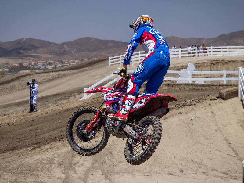 Cole Seely - Racer X Pro Ride Day - 10 May 2013