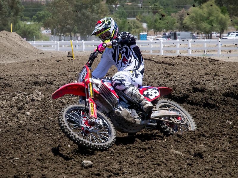 Jessy Nelson - Racer X Pro Ride Day - 10 May 2013