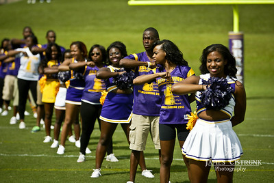 Werner Univ vs. Alcorn State Homecoming