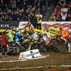 First Turn - 250 Heat - 5 Jan 2013