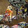 Jason Anderson pushes Cole Seely - 250 Main - 5 Jan 2013