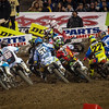 First Turn - 450 Heat - 5 Jan 2013