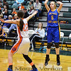 Saltillo  Lady Lions vs Slidell Lady Greyhounds  Area Playoff basketball game 2-15-14