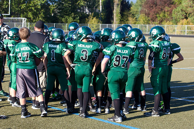 Sheldon Football 6th grade
