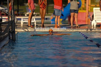2013 Independence summer swim team