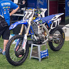 Jeremy Martin's Yamaha - Pit Party - 4 May 2013