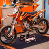 Marvin Musquin's KTM - Pit Party - 4 May 2013