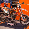 Ryan Dungey's KTM - Pit Party - 4 May 2013