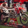 Justin Barcia's Honda - Pit Party - 4 May 2013
