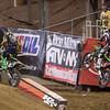 Ryan Villopoto pressures Jake Weimer - 450 Main - 4 May 2013