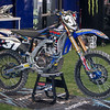 Travis Baker's Yamaha - Pit Party - 4 May 2013