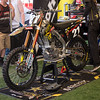 Jason Anderson's Suzuki - Pit Party - 4 May 2013