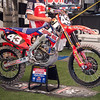 Cole Seely's Honda - Pit Party - 4 May 2013