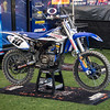 Justin Brayton's Yamaha - Pit Party - 4 May 2013