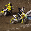 James Stewart passes Davey Millsaps in 450 Main - 2 Feb 2013