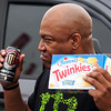 "Tommy ""tiny"" Lister at the Pit Party - 2 Feb 2013"