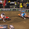 Trey Canard and Ryan Dungey in 450 Main - 2 Feb 2013