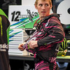 Jake Weimer at the Pit Party - 2 Feb 2013
