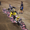 James Stewart pushing Davey Millsaps in 450 Main - 2 Feb 2013