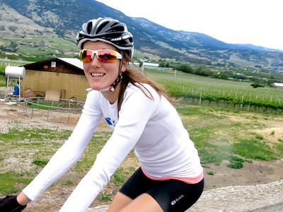 Heidi - soon to be a triathlete