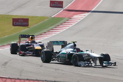 2013 US Grand Prix COTA Circuit of the Americas