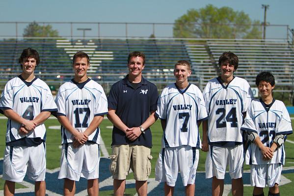2013 Valley Lacrosse