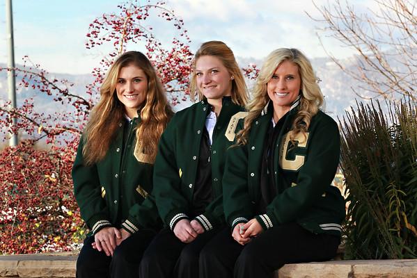 CSU Water Polo Team 2012-13