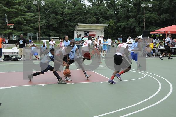 2013 White Plains Basketball Finals