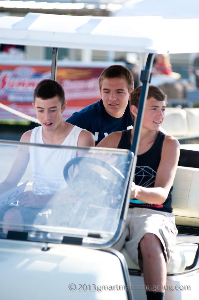 2013 Woodburn Golf Cart Drags