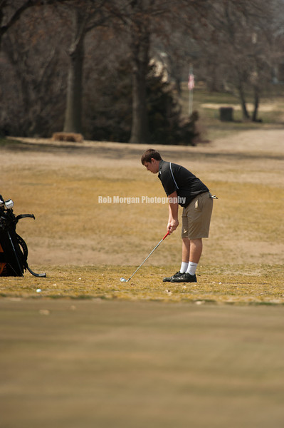 2013 Independence High School Golf