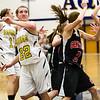 2013 Aquinas Girls Basket Ball vs Central