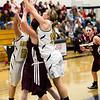 Dec 2012 Aquinas Girls Basketball vs Prairie Du Chien