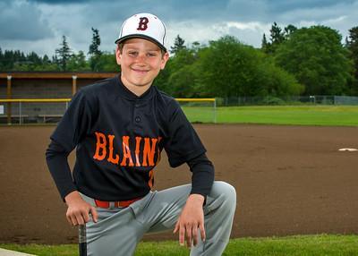 Blaine Youth Baseball, 2013