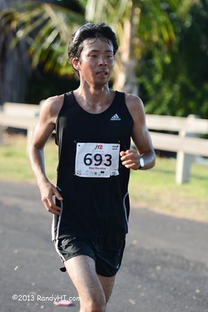 265 Maui Marathon Weekend - Sun (Full & Half)