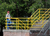 5/10/2013 Mike Orazzi | Staff<br /> Paul LaFleur at Muzzy Field.