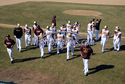 4/5/2013 Mike Orazzi | Staff Opening day at Beehive Stadium  in New Britain on Friday.