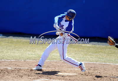 4/6/2013 Mike Orazzi | Staff Plainville's Tyler Pina(3) during Saturday's baseball game with St. Paul in Plainville.