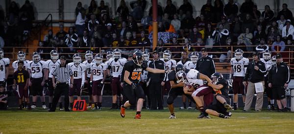 Blaine HS vs Lakewood HS, Football 2013