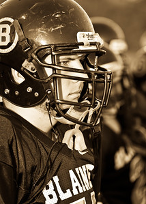 Blaine vs Lord Tweedsmuir, football, 2013