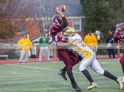 DCSAA A Division Football Championship - Carroll vs Sidwell