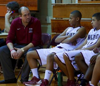 MHS vs Alleman Freshman Basketball
