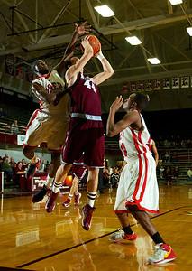 MHS vs Prep Basketball