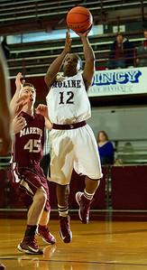 MHS vs Morengo Basketball