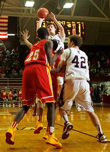 MHS / Rocky Basketball Wharton Field House