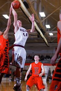 MHS / UTHS Basketball UTHS Regionals
