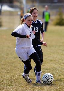 MHS / Normal Girls JV Soccer