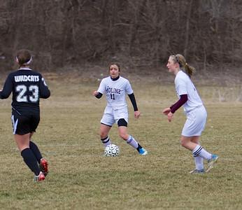 MHS / Normal Girls Varsity Soccer